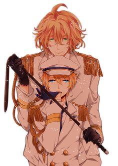 Natsuki and Syo ♥ ♥