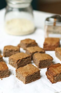 Filled speculoos of oatmeal - Beaufood Healthy Cake, Healthy Cookies, Healthy Baking, Healthy Desserts, Healthy Food, Baking Recipes, Dessert Recipes, Homemade Desserts, Vegan Dishes