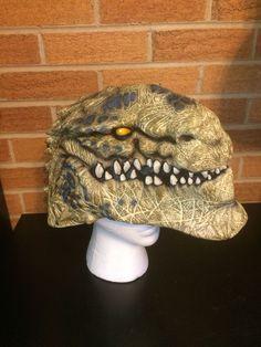 Dragon Dino Godzilla Head of Costume