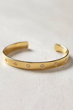Bassa Cuff - anthropologie.com
