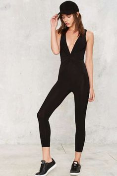 8ae1a8483b0 Sierra Twist Plunging Jumpsuit - Best Sellers Dress Suits