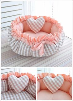 Pet Beds, Dog Bed, Baby Couch, Baby Life Hacks, Small Sewing Projects, Princess Style, Baby Wearing, Kids Bedroom, Bean Bag Chair