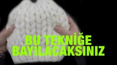How to Make Crochet Cord with Heards Tutorial 175 haak harten Crochet Cord, Tunisian Crochet, Crochet Hats, Knitting Socks, Knitting Stitches, Baby Knitting, Knitted Beret, Knitted Slippers, Veronika Hug