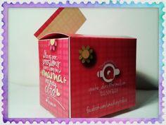 Caja de taza personalizada. Informes quicke_dvrz@hotmail.com en toluca,mex.