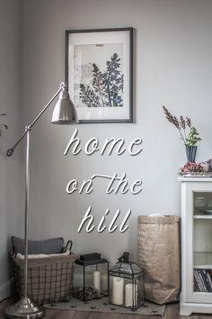 Home on the Hill - blog lifestylowy - wnętrza, inspiracje, kuchnia, DIY: A na ścianę...kuchenny ręcznik;)
