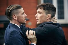 Peaky Blinders is in the running for two National Television Awards - Birmingham Mail