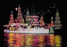 One of the country's best holiday boat parades will take place this weekend in Newport Harbor, with the Annual Newport Beach Christmas Boat Parade in California.
