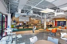 Inside Snagajobs New Open and Collaborative Headquarters