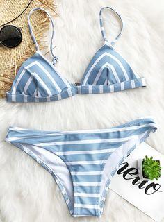04d1923aa96 Live life on the beach~ Cute style bikini set