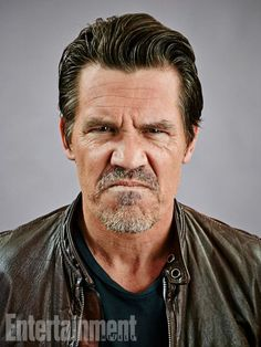 Josh Brolin, Sin City: A Dame to Kill For. See more stunning star portraits from our photo studio at San Diego Comic-Con 2014 here: http://www.ew.com/ew/gallery/0,,20399642_20837151,00.html