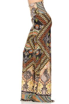 US $17.28 New with tags in Clothing, Shoes & Accessories, Women's Clothing… Printed Palazzo Pants, Selling On Ebay, Wide Leg Pants, Lounge Wear, Fun Stuff, Going Out, Women's Clothing, Tags, Clothes For Women
