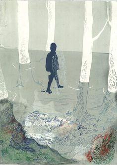 Silkscreens by Esther Sarah Kim - BOOOOOOOM! - CREATE * INSPIRE * COMMUNITY * ART * DESIGN * MUSIC * FILM * PHOTO * PROJECTS