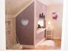 Seng på barnerom (Humlebo) Kids Room, Divider, Lily, Bedroom Ideas, Zara, Furniture, Home Decor, Rome, Room Kids