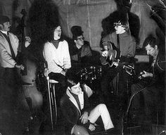 The Jefferson Airplane, Summer Of '65, w/ original bassist Bob Harvey, drummer Jerry Peloquin and vocalist Signe Anderson.