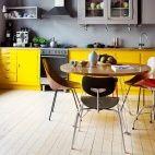 Varenie plné emócií: Farebné kuchyne rozprúdia energiu v domácnosti | LepšieBývanie.sk