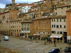 Piazza Mazzini - Macerata