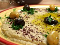 Rezept aus dem wilden Kurdistan: Baba Ganoush - Auberginencreme