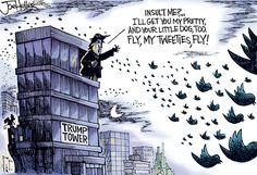 Joe Heller Editorial Cartoon, January 06, 2017 on GoComics.com