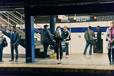 What a great idea! I'll have to check this site out regularly. Underground New York Public Library - The Underground New York Public Library is a visual library featuring the Reading-Riders of the NYC subways.
