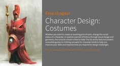Character design: Costumes By Richard Tilbury