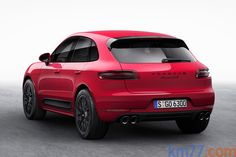Porsche Macan GTS GTS Todo terreno Exterior Lateral-Posterior 5 puertas