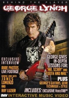 George Lynch: Behind the Player
