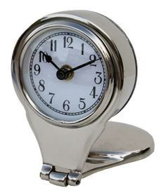 Does a man need a good clock? Surely, he does: he always needs to know when it's time to work and when it's time to have fun with the ones he loves.