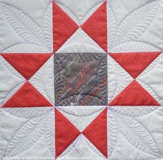 Coral, Mustard and Jade – part 2   ipatchandquilt