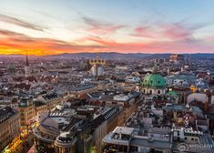 A blog post suggesting 10 top things you should see in the city when visiting Vienna, Austria. From imperial palaces, historic churches, cool and unusual buildings and more.