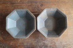 青錆釉 八角洋小鉢 - 生活陶器「onthetable」