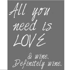 Definitely. #winetruth #VisitLoudoun #DCsWineCountry