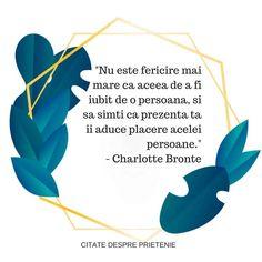 Charlotte Bronte, Mai, Friendship, Words, Movie Posters, Film Poster, Popcorn Posters, Film Posters, Posters