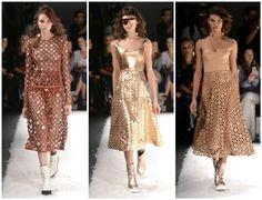 São Paulo Fashion Week: Patricia Vieira - Couro - Foto Marcio Madeira