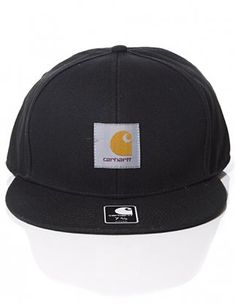 Carhartt Michigan Cap - Black £25.00