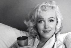 Youthful pic of Marilyn