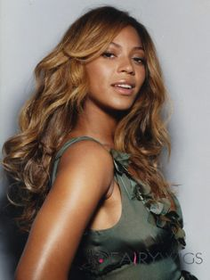 beyonce blonde curly hair | Home › Wigs › Celebrity Hairstyle › Beyonce Knowles' Hair Style ...
