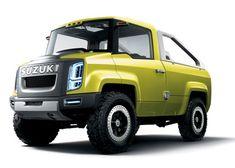 Suzuki X-HEAD concept truck
