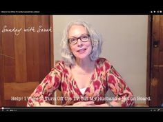Sundays With Sarah:   How Do I Turn Off the TV, if My Spouse is Not on Board?  Sarah Baldwin, a Waldorf teacher, author, and owner of Bella Luna Toys answers a viewer's question in this video.
