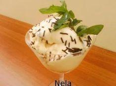 Inghetata de vanilie, Rețetă Petitchef Sorbet, Parfait, Ice Cream, Pudding, Candy, Desserts, Food, Drink, No Churn Ice Cream