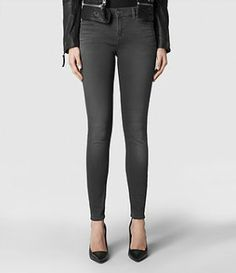 AllSaints Ember Ashby Jeans worn by Hayley on The Originals http://www.pradux.com/allsaints-ember-ashby-jeans-26427?q=s49