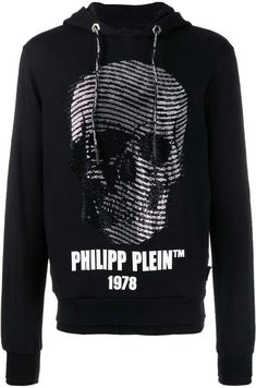 "BNWT Genuine Philipp Plein /""Sign/"" XXL Black Gold Cut T-Shirt"