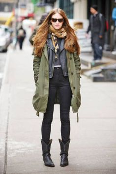 How to Pull Off Cowboy Boots Like a City Slicker | StyleCaster