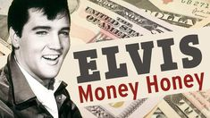 """Money Honey"" is a typical Rock'n'Roll song of the Elvis gives this groovy-bluesy piece unique charm with its unmistakable voice. Elvis Presley, Music Songs, Itunes, Rock And Roll, Artworks, Writer, Honey, Album, Youtube"