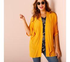 Kimono sako | blancheporte.sk #blancheporte #blancheporteSK #blancheporte_sk #bluzka #zlava #vypredaj Kimono, Kimonos
