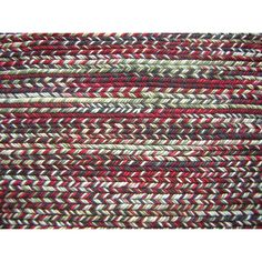 Modern Rugs Fishtail Rgo Multi-colored Area Rug