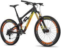 """Santa Cruz Bicycles Nomad CF 6.5"""""""
