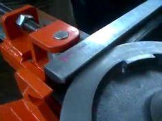 herramienta casera-risa-dobla-torsiona-rola (componentes de la maquina) - YouTube