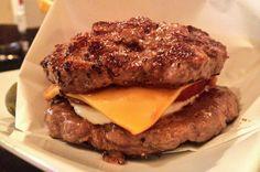 Японский ресторан продает бургеры с мясом вместо хлеба. Обсуждение на LiveInternet - Российский Сервис Онлайн-Дневников