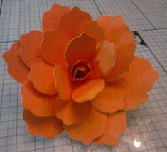 Free flower svg file