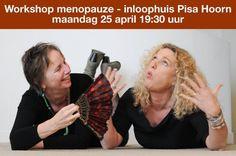 Workshop Menopauze bij Inloophuis Pisa